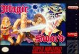 Magic Sword (Super Nintendo)